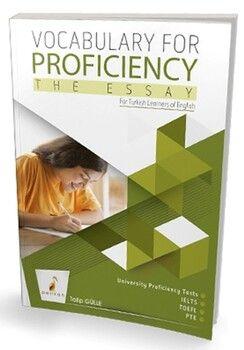 Pelikan Yayınları Vocabulary for Proficiency the Essay