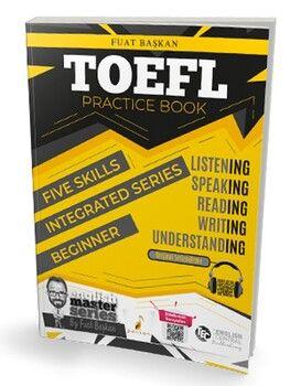 Pelikan Yayınları TOEFL Practice Book Beginner