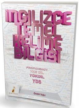 Pelikan Yayınları YKS DİL YÖKDİL YDS İngilizce Temel Kelime Bilgisi