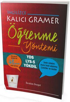 Pelikan Yayınları YÖKDİL YDS LYS 5 İngilizce Kalıcı Gramer Öğrenme Yöntemi
