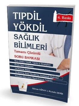 Pelikan Yayınları TIPDİL YÖKDİL Sağlık Bilimleri Tamamı Çözümlü Soru Bankası