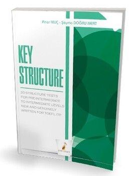 Pelikan Yayınları Key Structure 20 Structure Tests