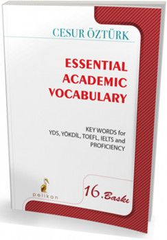 Pelikan Yayınları Essential Academic Vocabulary