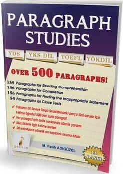 Pelikan Yayınları YDS YKS DİL TOEFL Paragraph Studies
