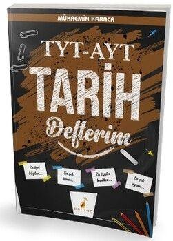 Pelikan Yayınları TYT AYT Tarih Defterim