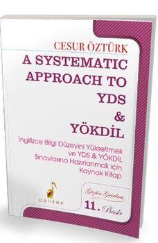 Pelikan Yayınları YDS YÖKDİL A Systematic Approach to 11. Baskı