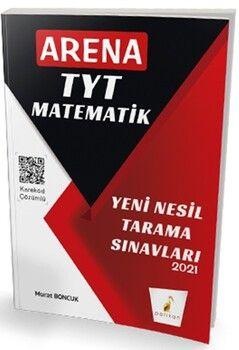 Pelikan Yayınları TYT Matematik Arena Yeni Nesil Tarama Sınavları