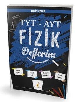 Pelikan Yayınları TYT AYT Fizik Defterim
