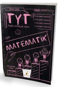 Pelikan Yayınları TYT Matematik Merdiven Soru Bankası