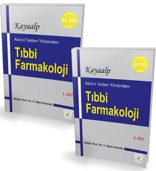 Pelikan Yayınları Akılcıl Tedavi Yönünden Tıbbi Farmakoloji Tamamı 1 ve 2 Cilt 13 . Baskı
