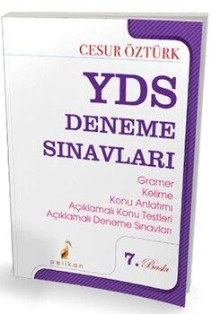 Pelikan Yayınları YDS Deneme Sınavları