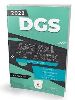 Pelikan Yayınları 2022 DGS Sayısal Yetenek Son Tekrar Konu Anlatımı