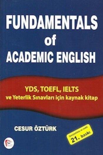Pelikan Yayınları Fundamentals Of Academic English