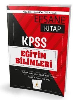 Pelikan Yayınları2020 KPSS Eğitim Bilimleri Efsane Kitap Konu Anlatımlı