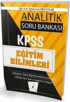 Pelikan Yayınları2020 KPSS Eğitim Bilimleri Analitik Soru Bankası