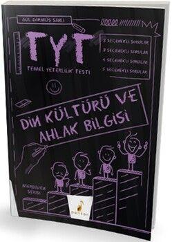Pelikan YayınlarıTYT Din Kültürü ve Ahlak Bilgisi Merdiven Serisi Soru Bankası