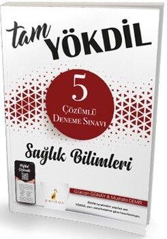 Pelikan YayınlarıTam YÖKDİL Sağlık Bilimleri Dijital Çözümlü 5 Deneme Sınavı