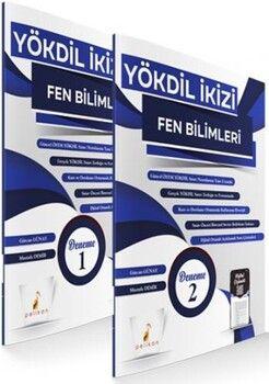 Pelikan YayınlarıYÖKDİL İkizi Fen Bilimleri 2 Özgün Deneme Sınavı Dijital Çözümlü