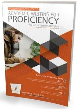 Pelikan YayınlarıA Comprehensive Guide to Academic Writing for Proficiency For Turkish Learners of English