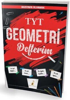Pelikan YayınlarıTYT Geometri Defterim