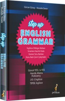 Pelikan YDS Step Up English Grammar