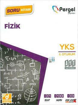 Pergel Yayınları AYT Fizik Soru Kitabı