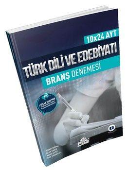 PES Yayınları AYT Türk Dili ve Edebiyatı 10 x 24 Özel Branş Denemesi