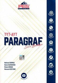 PES Yayınları TYT AYT Paragraf Soru Bankası