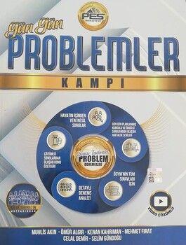 Pes Yayınları TYT AYT Problemler Kampı