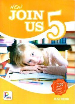 Phaselis Education 5. Sınıf New Joın Us Test Book
