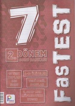 Phaselis Education 7. Sınıf 2. Dönem FasTest Soru Bankası
