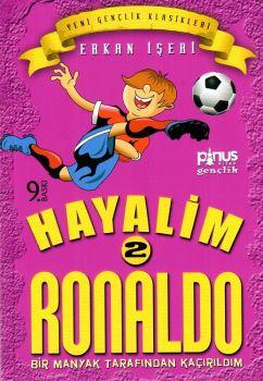 Pinus Kitap Hayalim 2 Ronaldo Bir Manyak Tarafından Kaçırıldım
