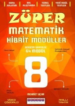 Platon Yayıncılık 8. Sınıf Matematik Züper Hibrit Modülü