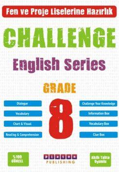 Platon Yayıncılık 8. Sınıf Challenge Englısh Series Grade