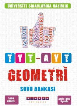 Platon Yayıncılık TYT AYT Geometri Soru Bankası