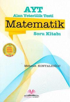 Plazma Yayıncılık AYT Matematik Soru Kitabı