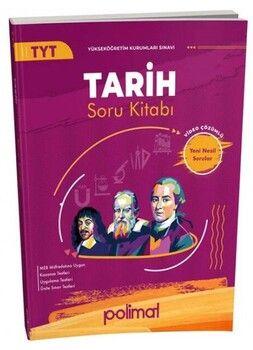 Polimat Yayınları TYT Tarih Soru Kitabı