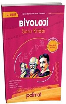 Polimat Yayınları 9. Sınıf Biyoloji Soru Kitabı