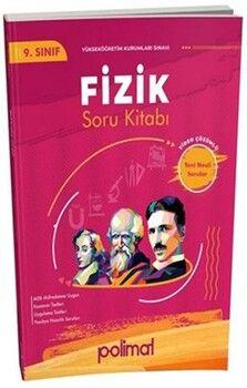 Polimat Yayınları 9. Sınıf Fizik Soru Bankası