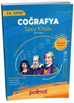 Polimat Yayınları10. Sınıf Coğrafya Soru Kitabı