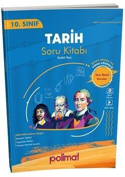 Polimat Yayınları10. Sınıf Tarih Soru Kitabı