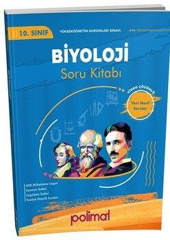 Polimat Yayınları10. Sınıf Biyoloji Soru Kitabı
