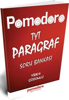 Pomodoro Yayınları Paragraf Soru Bankası
