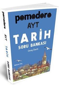Pomodoro Yayınları AYT Tarih Konu Soru Kitabı