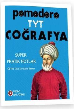 Pomodoro Yayınları TYT Coğrafya Konu Soru Süper Pratik Notlar