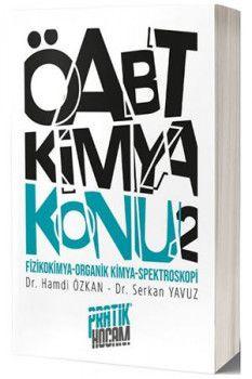 Pratik Hocam Yayınları ÖABT Orbital Kimya Konu Anlatımı 2