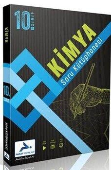 PRF Yayınları 10. Sınıf Kimya Soru Kütüphanesi