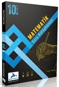 PRF Yayınları 10. Sınıf Matematik Soru Kütüphanesi