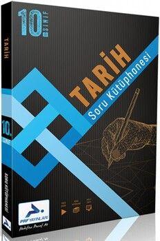 PRF Yayınları 10. Sınıf Tarih Soru Kütüphanesi