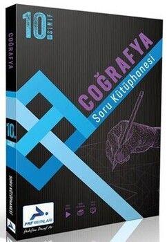 PRF Yayınları 10. Sınıf Coğrafya Soru Kütüphanesi